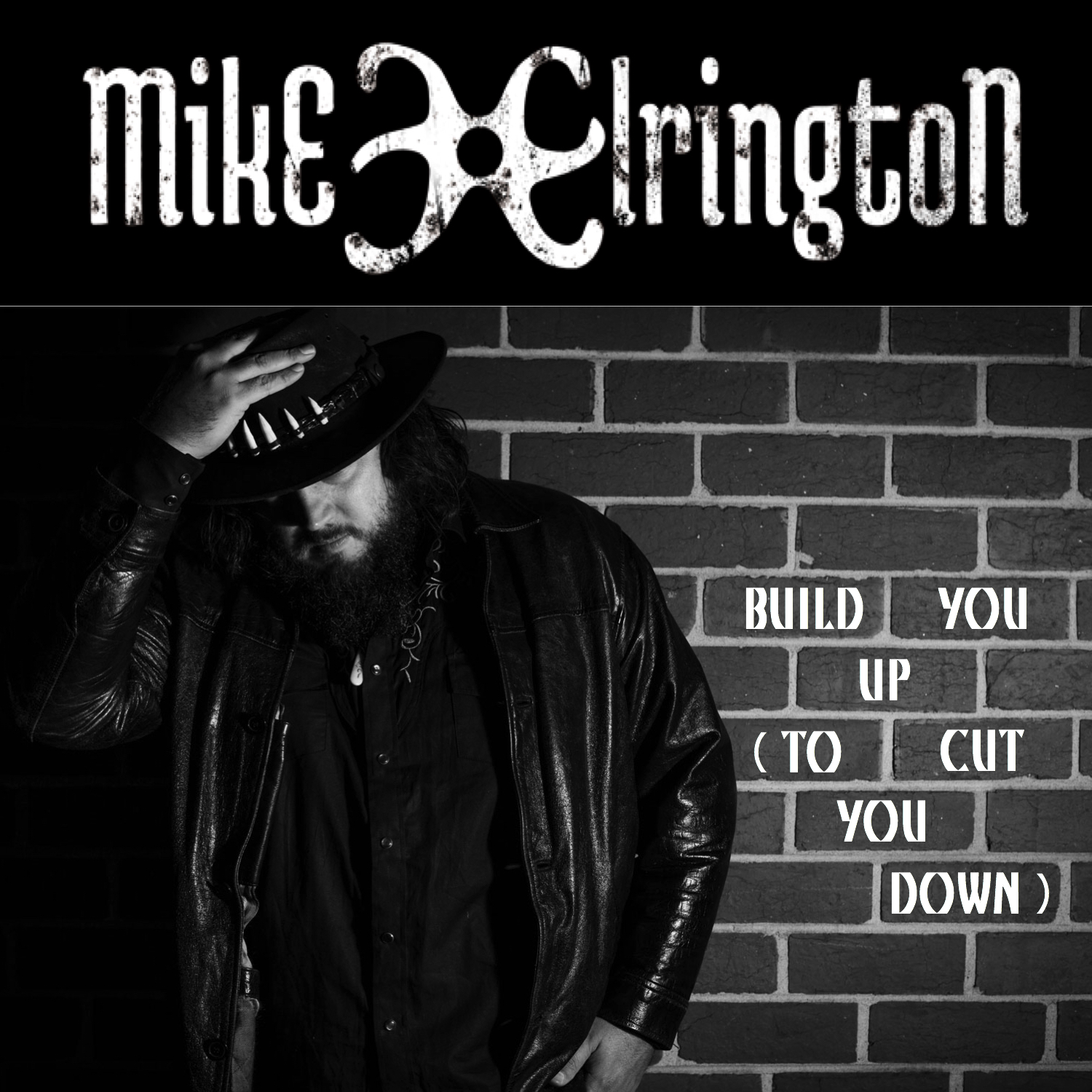 Mike Elrington - Build You Up (To Cut You Down)