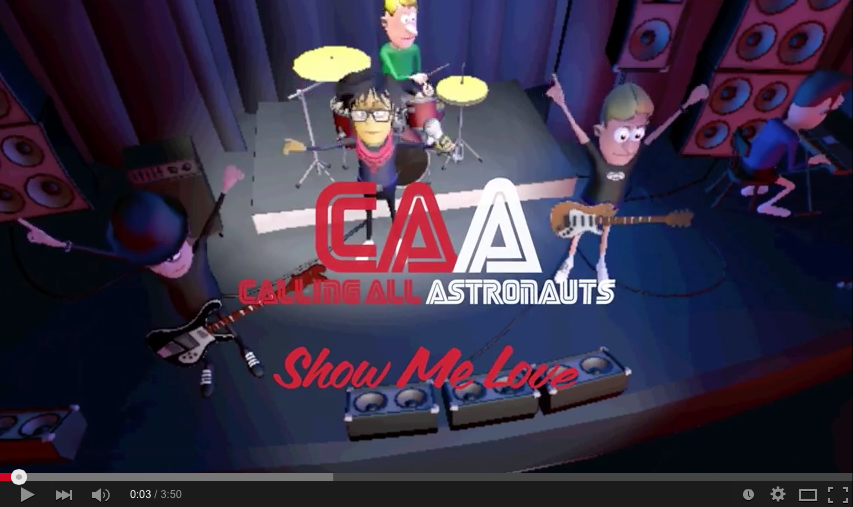 CAA - Show Me Love video