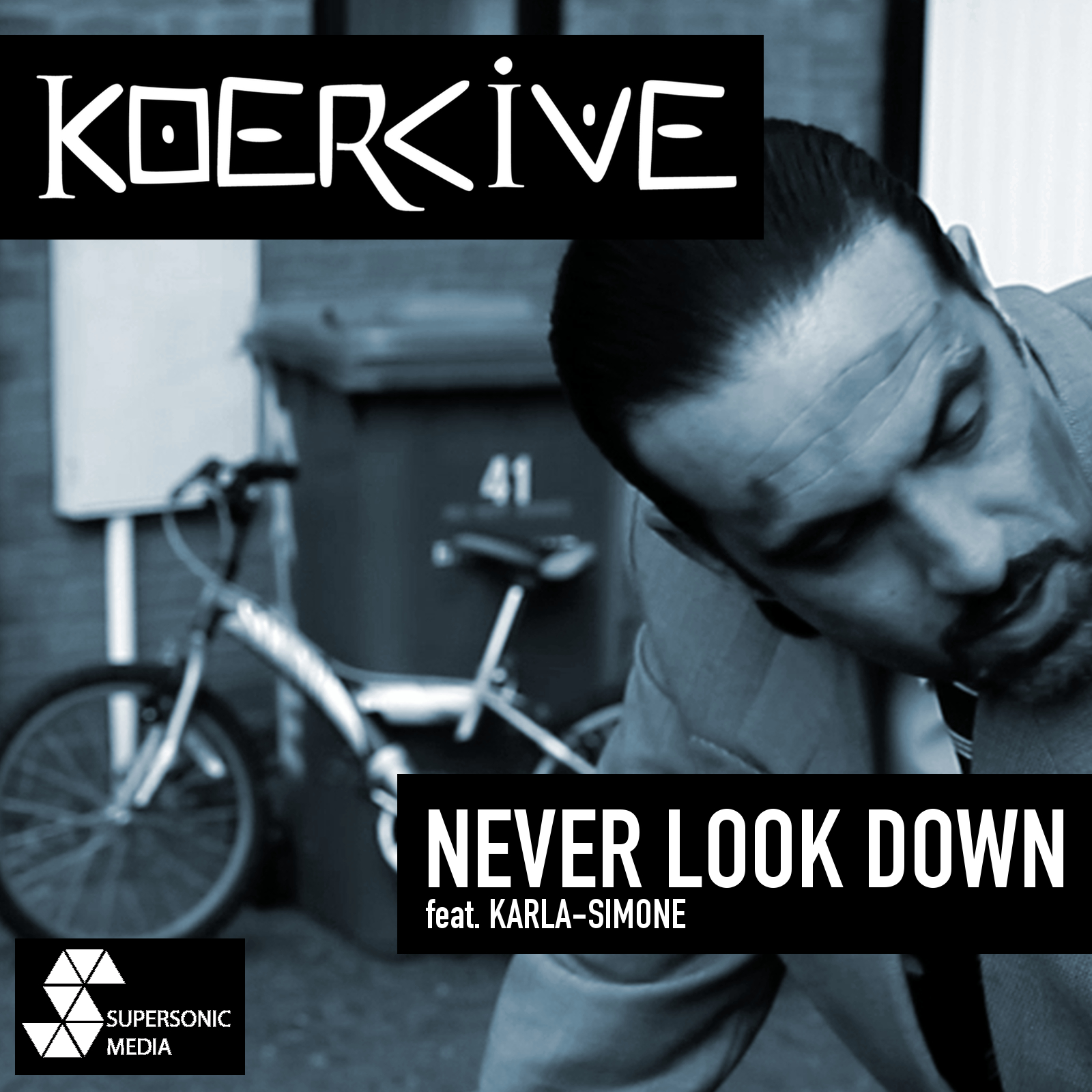Koercive feat Karla-Simone - Never Look Down