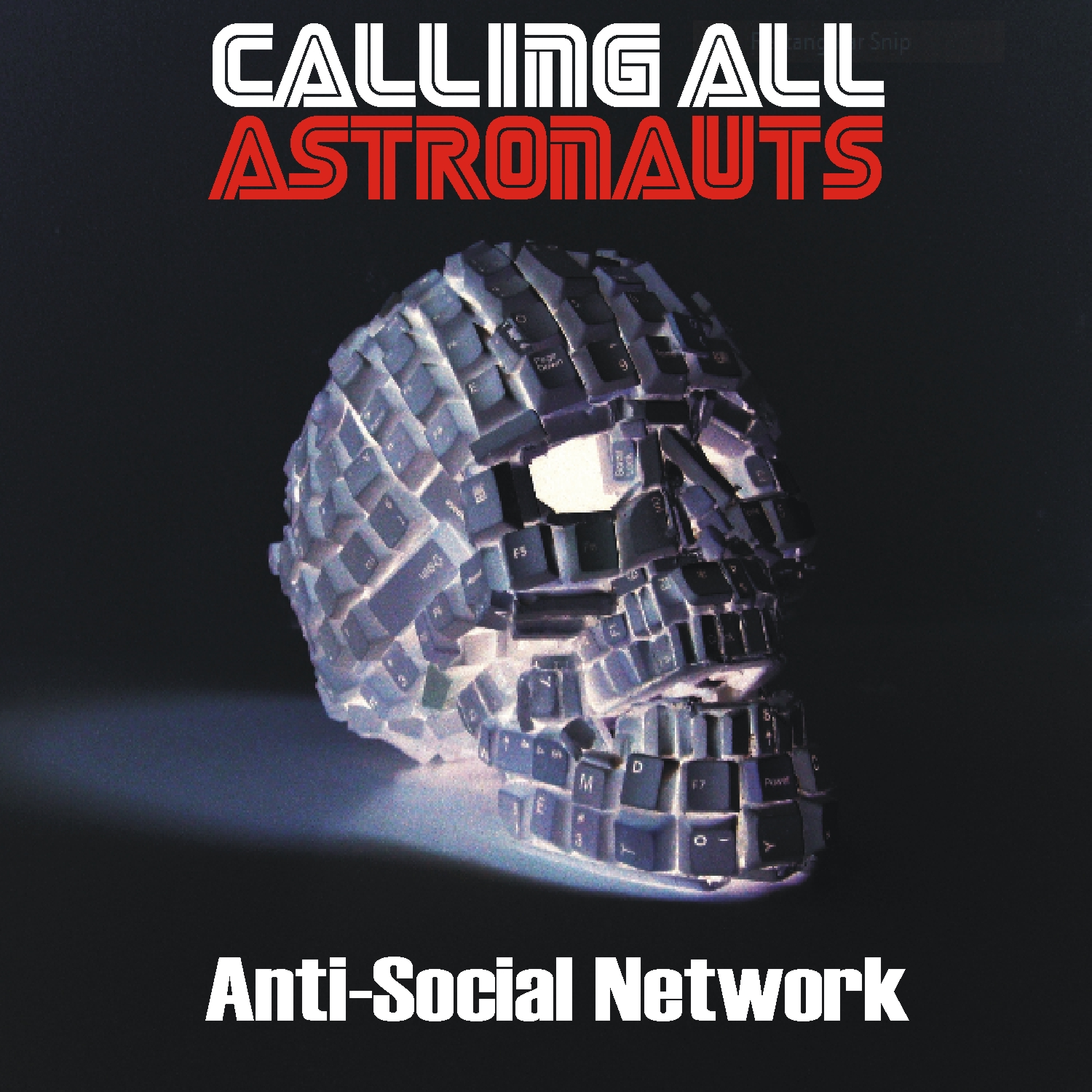 Calling All Astronauts - Anti-Social Network
