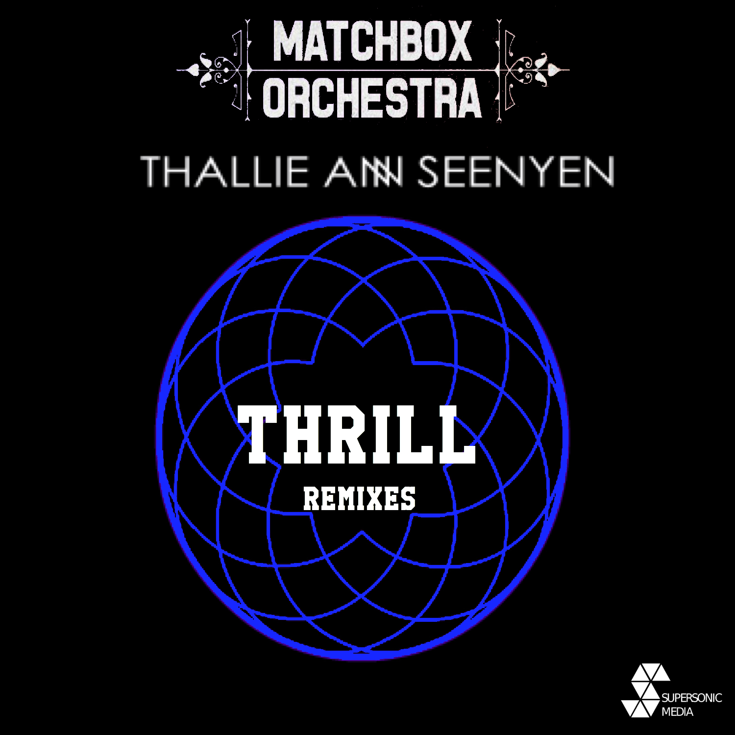 Matchbox Orchestra & Thallie Ann Seenyen - Thrill (Remixes)