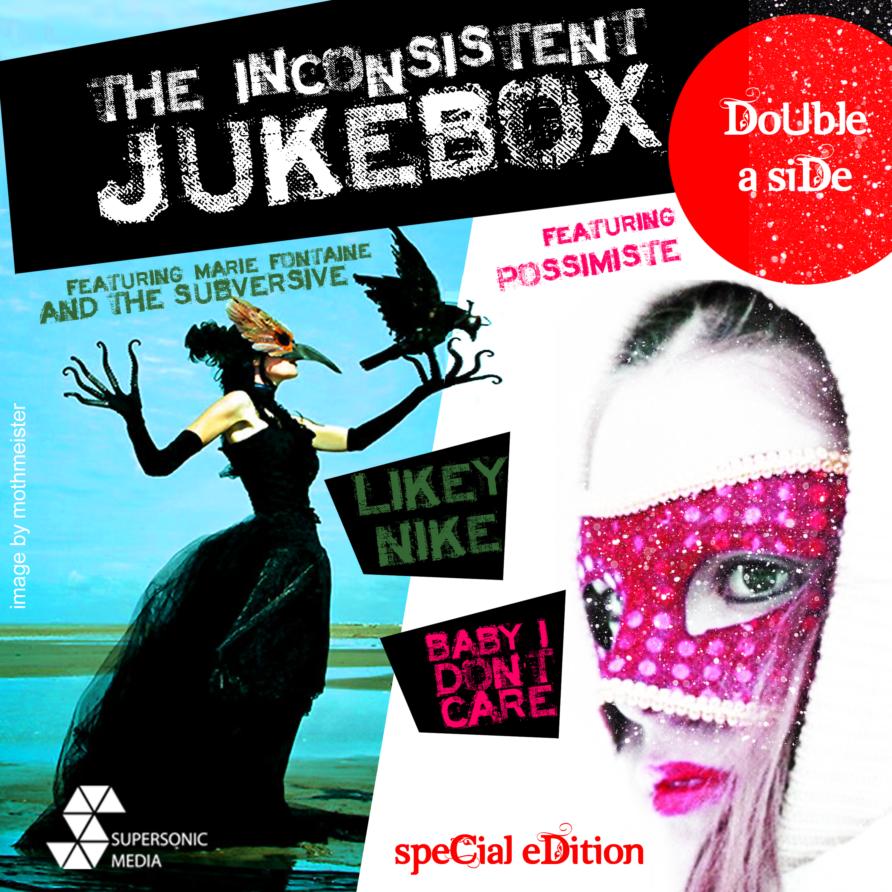 The Inconsistent Jukebox - Likey Nike / Baby I Don't Care